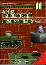 JAPANESE ARMOR Volume 3 (TANK POWER, 11)