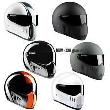 XXR Bandit MOTOCICLETA casco para Streetfighter Mad Max nuevo strassenkämpfer de fibra de vidrio