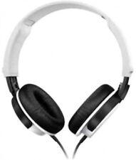 Philips SHL3000WT DJ Inspired On-Ear 1000mW Headband Swivel Headphones White