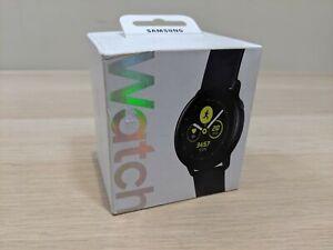 New Sealed Samsung Galaxy Smart Watch Active 40mm Black SM-R500NZKCXAR