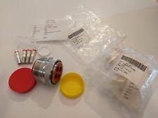 Qty 2 - J-Tech Mil Spec 4-Pos Connector Plug JT3406DS32-17S-M48 5935-01-596-1378