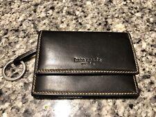 Kate Spade New York Black Leather Key Chain Case