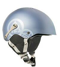K2 Junior Kinder Skihelm 51-55 cm Snowboard Helm Blau neu ovp