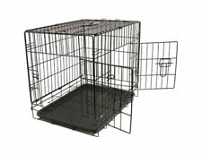 24-Inch x 30-Inch Folding Wire Pet Crate
