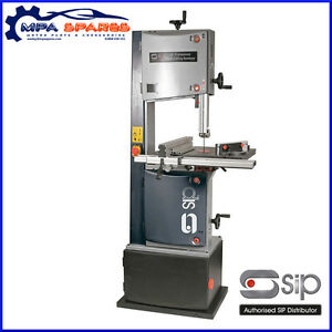 "SIP 01444 14"" HEAVY DUTY BANDSAW WITH POWERFUL 2 HP MOTOR"