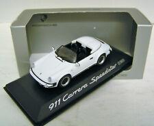 Porsche 911 Carrera Speedster - 1989 - Minichamps 1:43