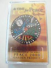 A Time For Peace - 2000 Garden Project - Album Cassette Tape, Used Very Good