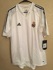 Rare Spain Real Madrid Player Issue XL Match Unworn Shirt Soccer Football Jersey
