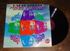Pandit Prannath record album Earth Groove