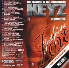 DJ KEYZ  CLASSIC 90'S R&B MIX CD VOL 4