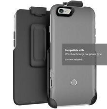 Encased Belt Holster Clip for iPhone 6s & 6 OtterBox Resurgence Power Battery