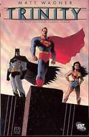 Batman Superman Wonder Woman Trinity TP by Matt Wagner  DC Comics Graphic Novel