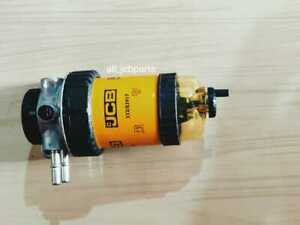 Genuine Jcb Fuel Filter Assembly Part No 332/S3917