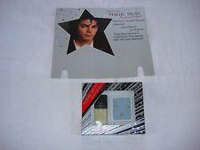 Michael Jackson Magic Beat Perfume set + Promo Shop Display Board Mega Rare