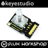 Keyestudio Rotary Encoder Module KS-013 360 6mm Shaft Arduino Pi Flux Workshop