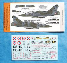 Olimp Resin 1/48 Mirage 2000D Afghanistan-Libya Update Conversion Set