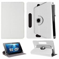 """New 360 Rotatable Pu Leather Case Cover For Android Tablet PC 9.7"""" 10"""" 10.1"""""""