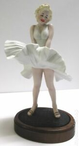 """Marilyn Monroe """"Seven Year Itch"""" Figurine by Royal Orleans"""