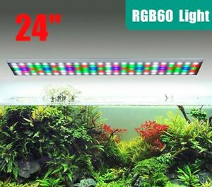 "24"" Chihiros RGB Series Water Plant Grow LED Light Lighting System Aquarium Tank"
