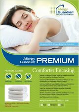 Allergy Guardian SINGLE QUILT Cover Anti Dust Mite and Bed Bug - Pristine Fabric