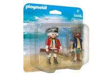 playmobil DUO Pack 2 Figuren im Set N° 9446 * Pirat & Soldat * Freibeuter Krone
