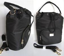 NEU BOGNER Aurum Bucket Beuteltasche Handtasche schwarz Tasche Umhängetasche