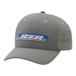 2021 Polaris RZR Patch Hat Seamless Lightweight Moisture Wicking Fast Drying