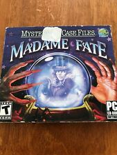 Madame Fate Mystery Case Files PC Windows Video Game