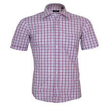 Klassische HUGO BOSS Kurzarm Herrenhemden keine Mehrstückpackung