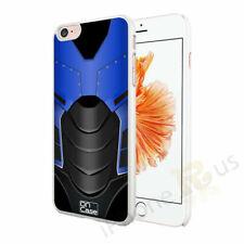 Bleu Noir Armour Design Etui de téléphone pour plus de 150 Top Modèles De Téléph...