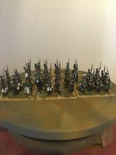 Wargame Figures Prussian Guard Painted 2 A High Standard , Based