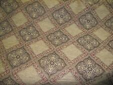 Diamond Grid Chenille Upholstery Fabric price per yard