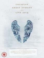 Coldplay - Ghost Stories Live 2014 (NEW DVD+CD)