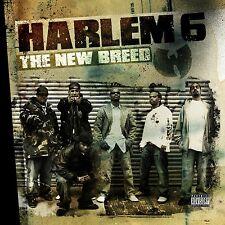 Harlem 6 - The New Breed WU-TANG RARE ( new price)