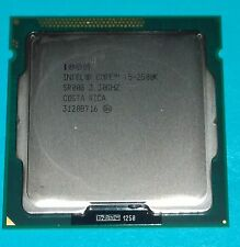 INTEL CORE I5-2500K (QUAD CORE) 3.30 GHZ SR008 LGA1155 PROCESSOR