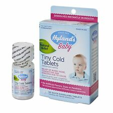 Hylands Baby Tiny Cold Tablet 125ct
