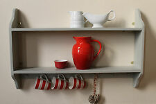 Shelving Unit With Peg Rack Cup Hooks
