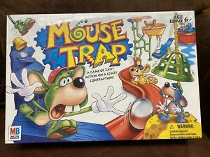 New Sealed Mouse Trap Board Game For Kids Ages 6 And Up 2005