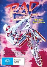 RAD  Bart Conner  Lori Loughlin  Classic BMX 1986 Film  ALL REGION DVD