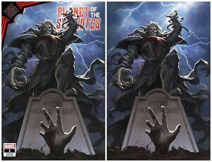 KING IN BLACK PLANET OF SYMBIOTES #1 SKAN TRADE/VIRGIN VARIANT LTD TO 800 SETS