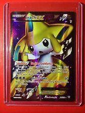 Pokemon card - Full Art Jirachi EX -Ed Holo 1st Plasma Blast B&W Edition 98/101