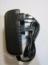 """UK 9V Mains AC-DC Adaptor Charger for Hannspad 13.3"""" Tablet PC HSG1281 SN14T71"""