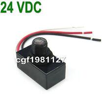 Remote Photocell (Build In) 24 Volt Dawn till Dusk Sensor IP66 Switch