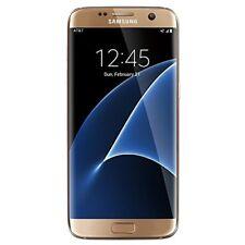 "Samsung Galaxy S7 edge 32GB 5.5"" G935 4G LTE GSM UNLOCKED Smartphone SRF Gold"