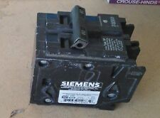 SIEMENS #Q260 Circuit Breaker 240 volt 60 amp