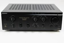 Sony ta-f630esd AMPLIFICATORE