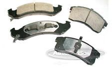 Disc Brake Pad Set-Semi-Metallic Pads Front Tru Star PPM505