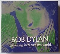 BOB DYLAN surviving in a ruthless world 2xCD digipak FILOU 2002