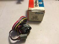 NOS Ignition Switch - 1977 thru 79 Chrysler, Dodge, Plymouth: Chrysler 3747192