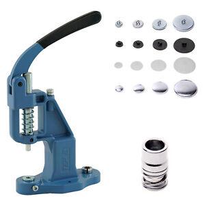 Knopfpresse Knöpfe zum Beziehen mit Stoff Knopfwerkzeug Knopfmaschine Knopfzange
